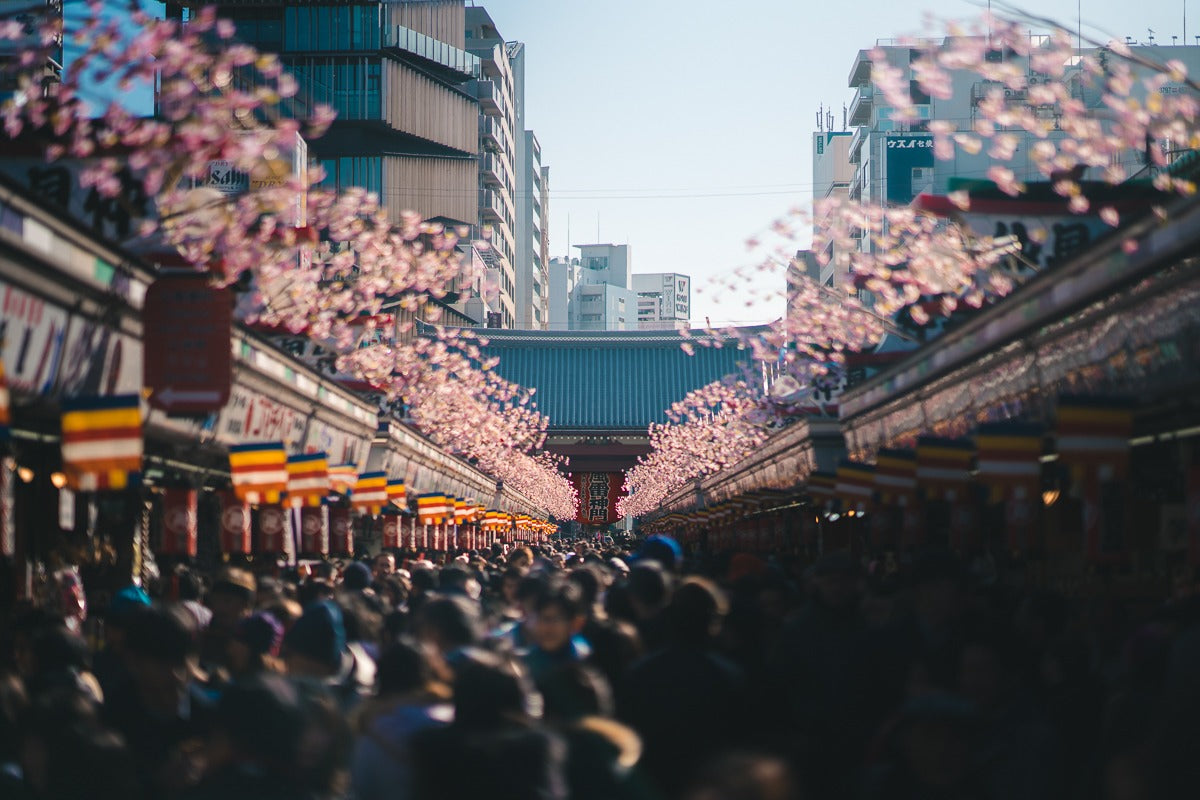 Sensoji - 10 of the most Instagrammable places in Tokyo - Pat Kay Blog