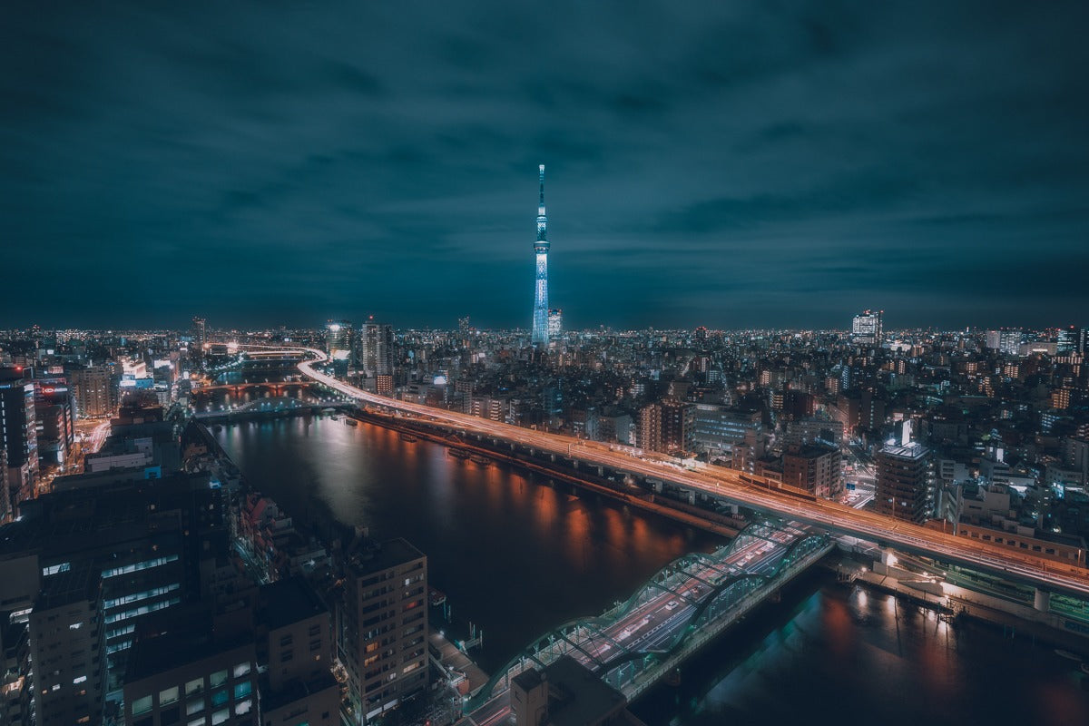 Tokyo skytree - 10 of the most Instagrammable places in Tokyo - Pat Kay Blog
