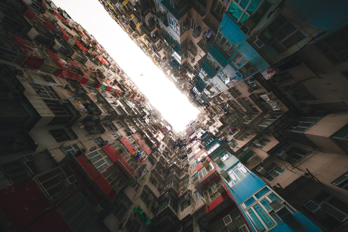 Yick Cheong Building - How to spend 24 hours in Hong Kong - Pat Kay Away