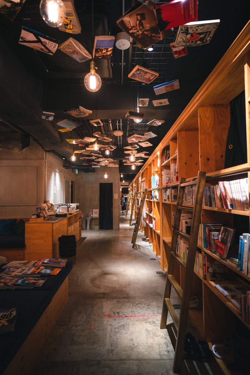 Book and bed Tokyo review - Pat Kay Away