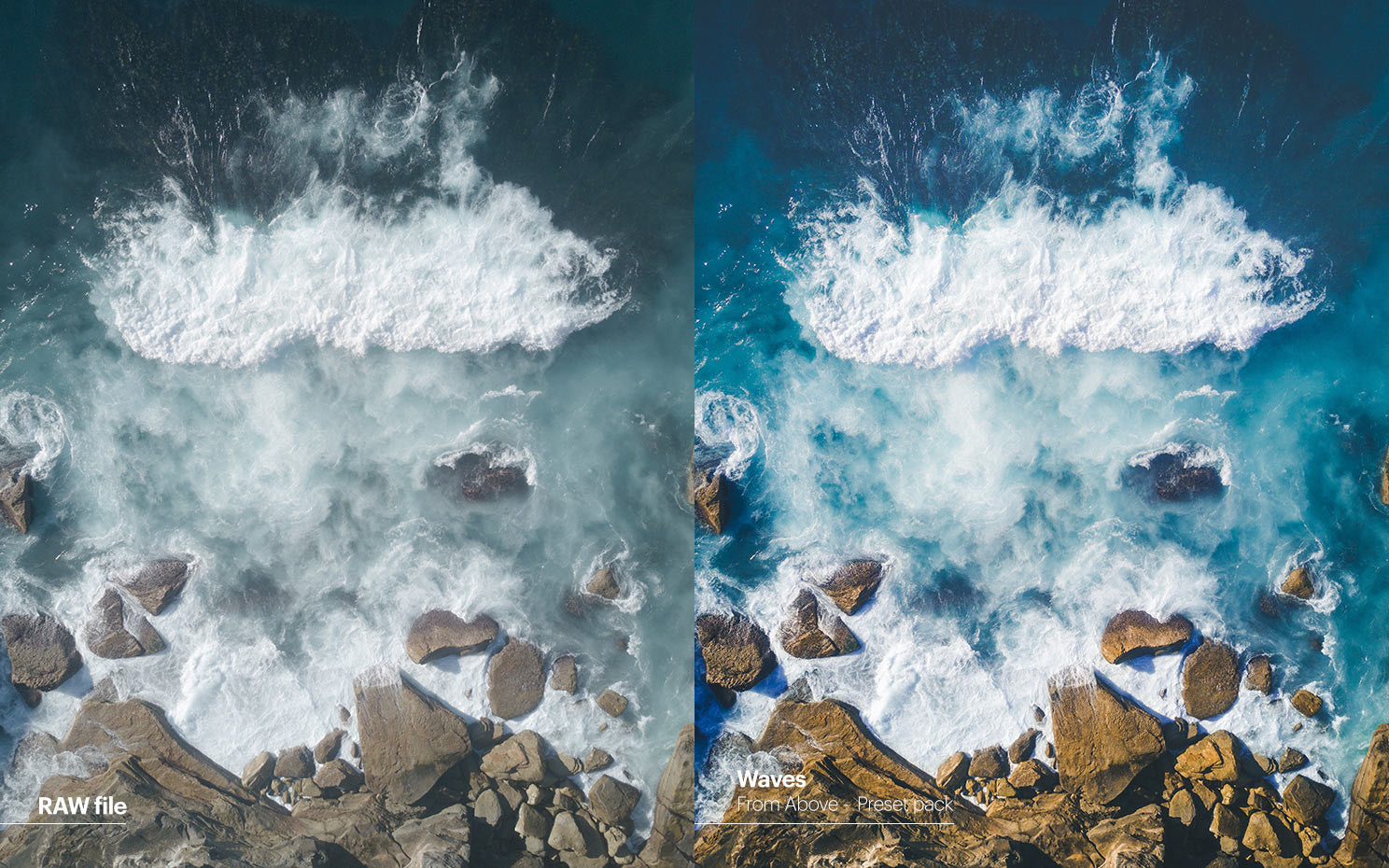 Pat Kay presets - From Above - Wave