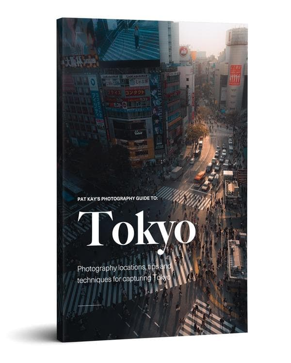 Pat Kay's Photography Guide to Tokyo