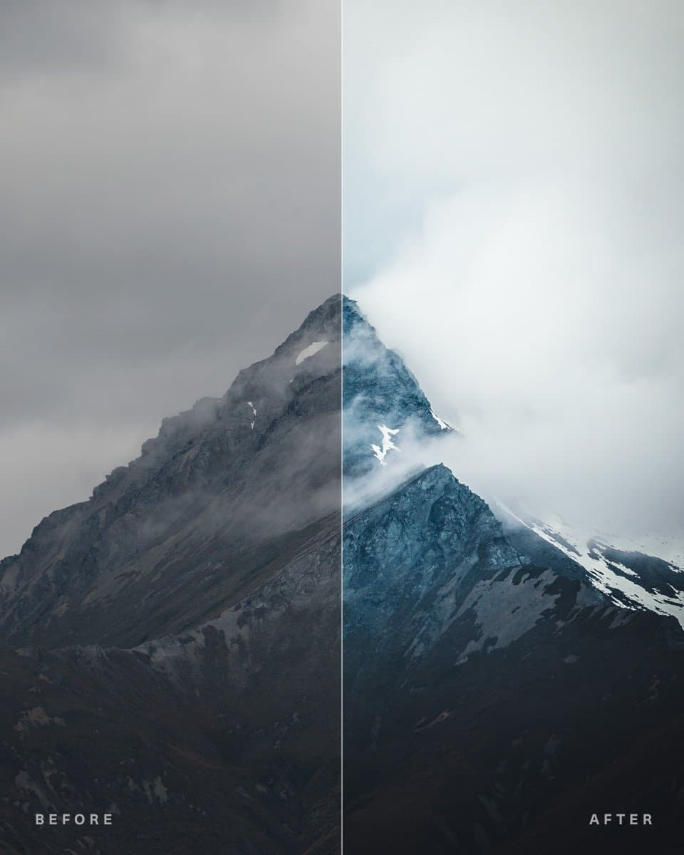 Landscape — Adobe Lightroom Preset Pack