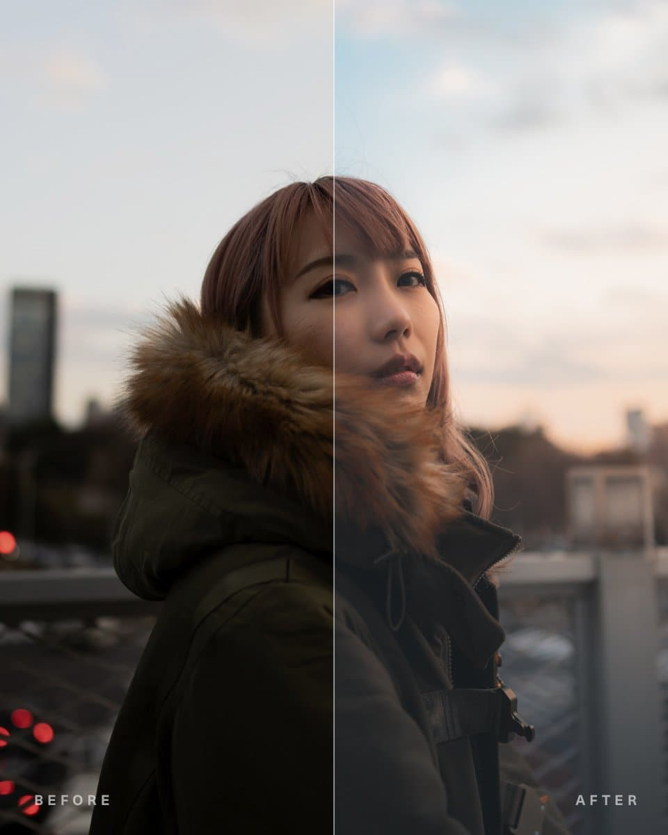 Portrait — Adobe Lightroom Preset Pack