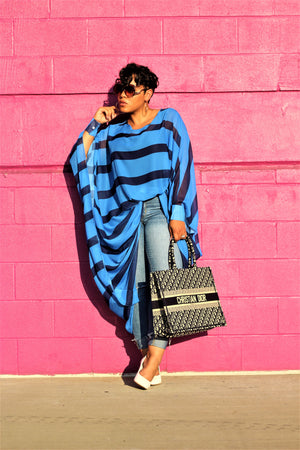 Maxi Stripe Tunic