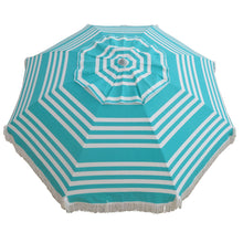 Hollie & Harrie - Fringe beach umbrella