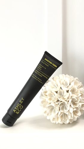 Ashley & Co soothe tube hydrating hand cream