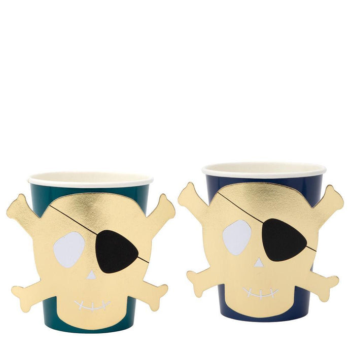 Meri Meri- Pirates bounty cups