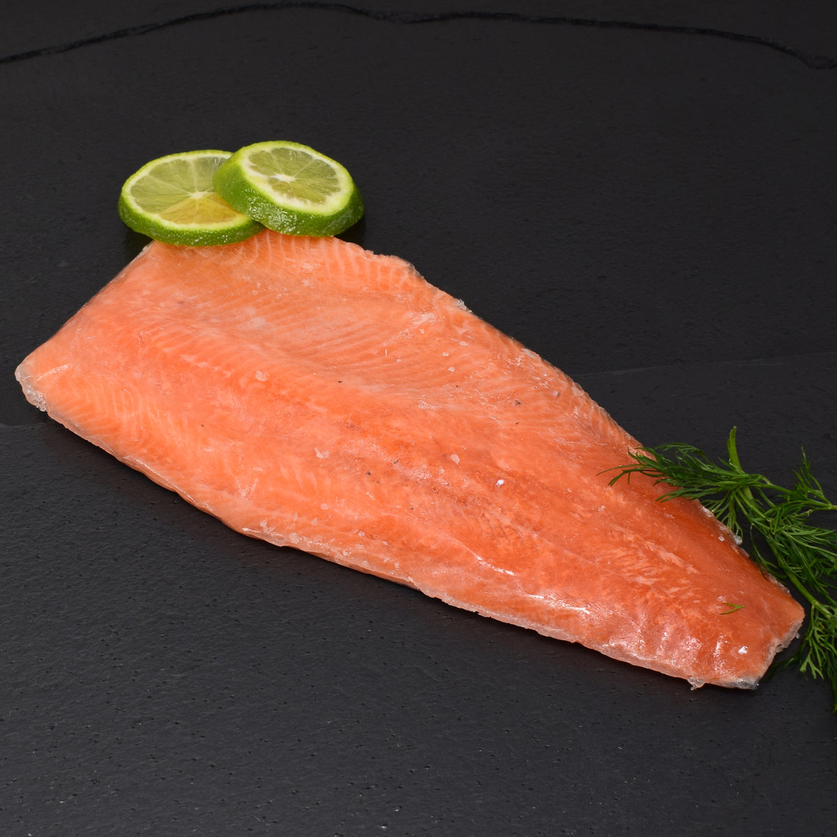 Rainbow Trout - 2 Fillets, 6 to 8oz each individually vacuum sealed
