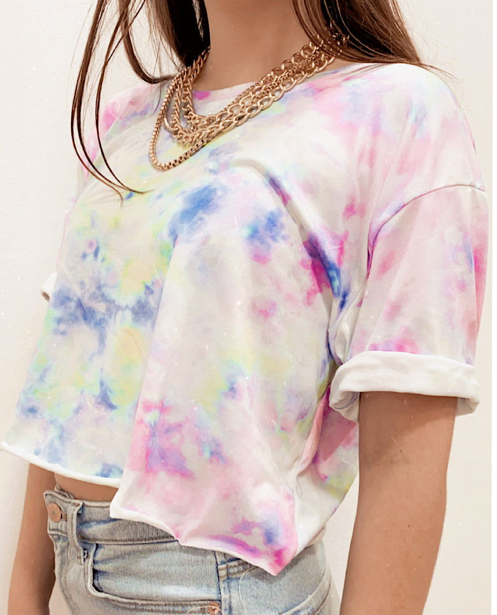 BASIC TOP TIE DYE - WILD SPIRIT