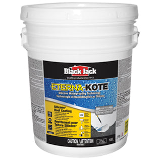 Black Jack® Eterna-Kote® Silicone Roof Coating