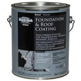 Black Jack® Non-Fibered Roof & Foundation Coating
