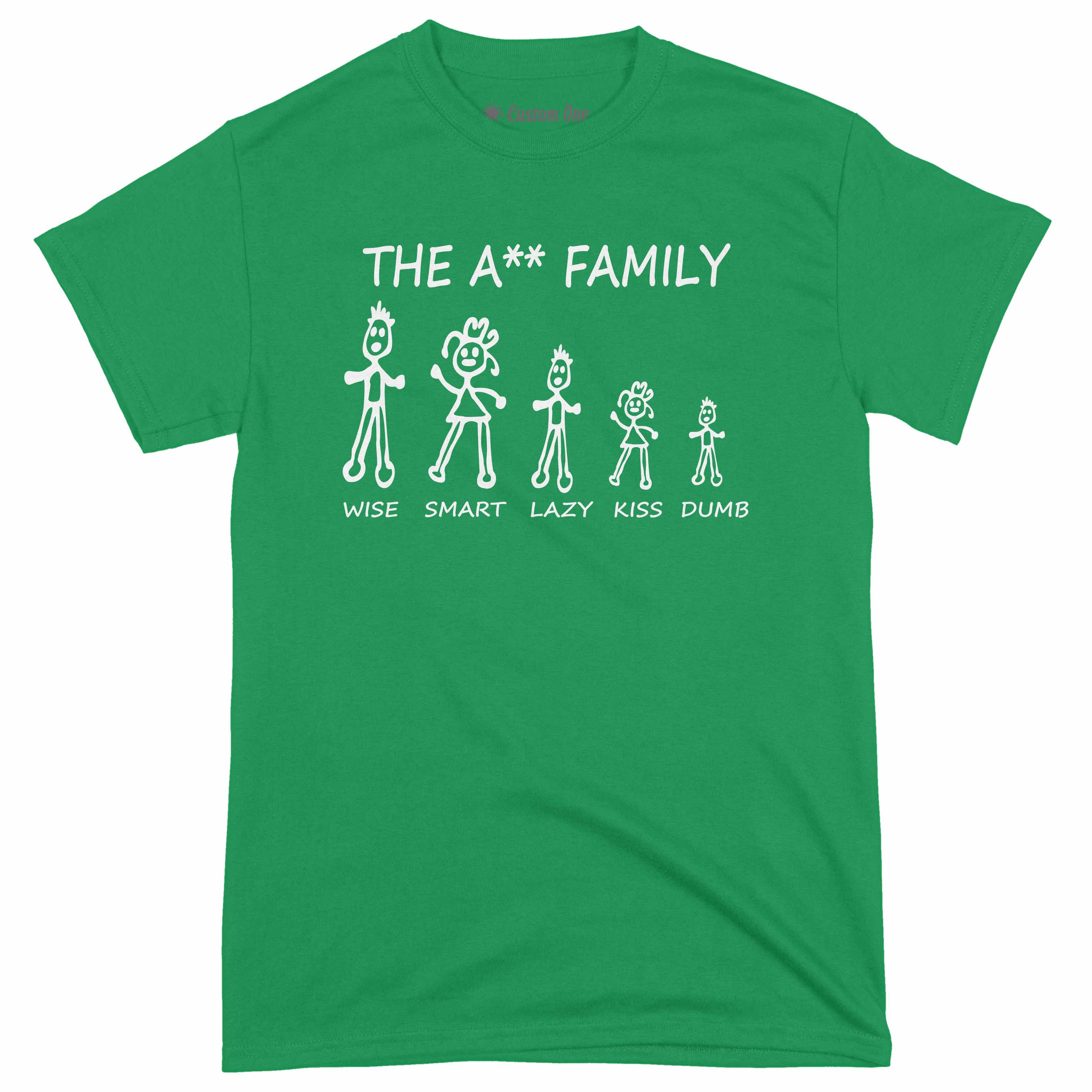 THE A** FAMILY