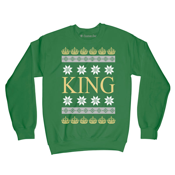 King Christmas Sweater