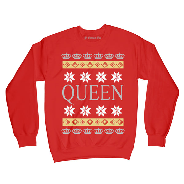 Queen, Christmas Sweater