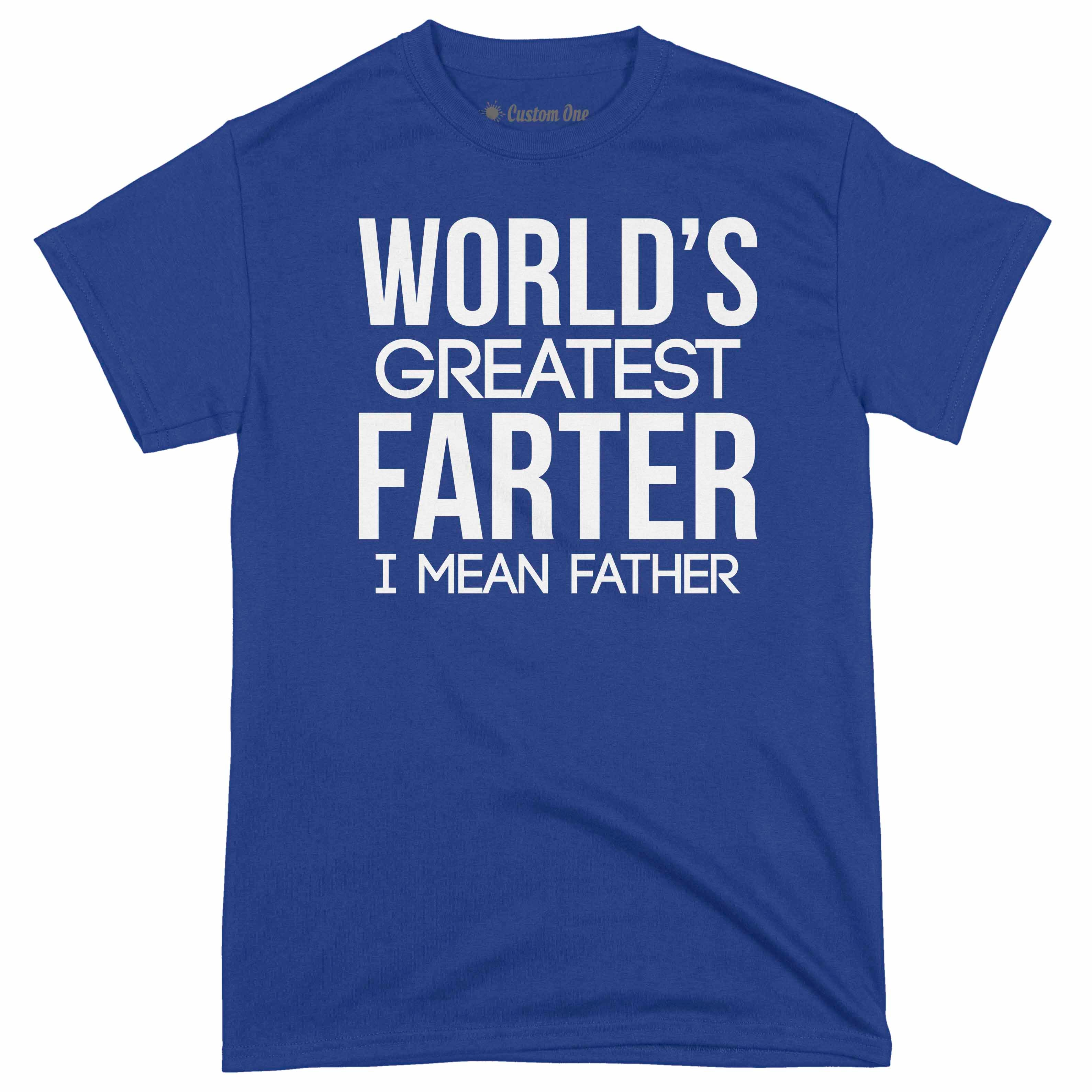 WORLD'S GREATEST FARTER