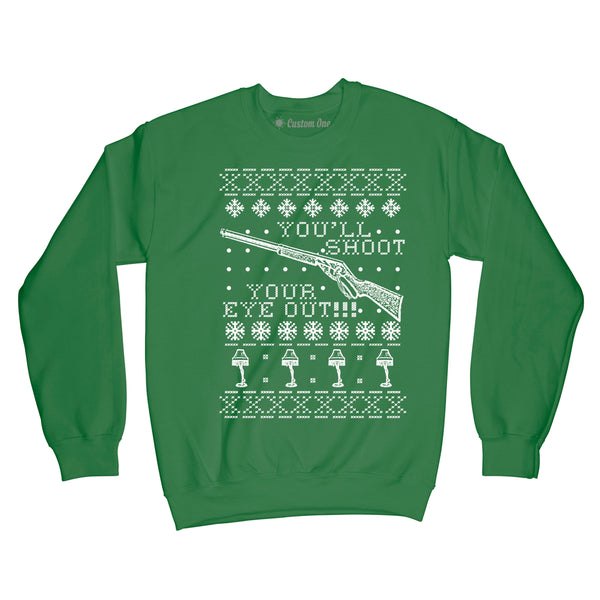 You'll Shoot Your Eye Out, Christmas Sweater