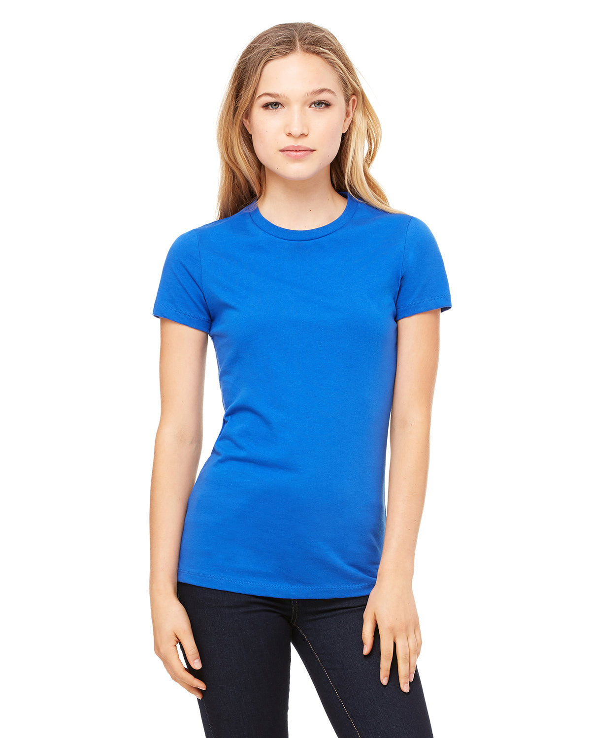 3001C - Bella + Canvas Unisex Jersey Short-Sleeve T-Shirt