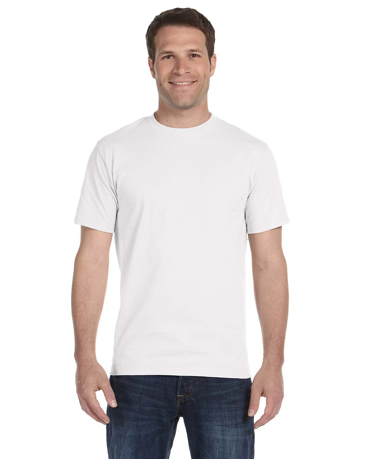 Gildan Adult 5.5 oz., 50/50 T-Shirt