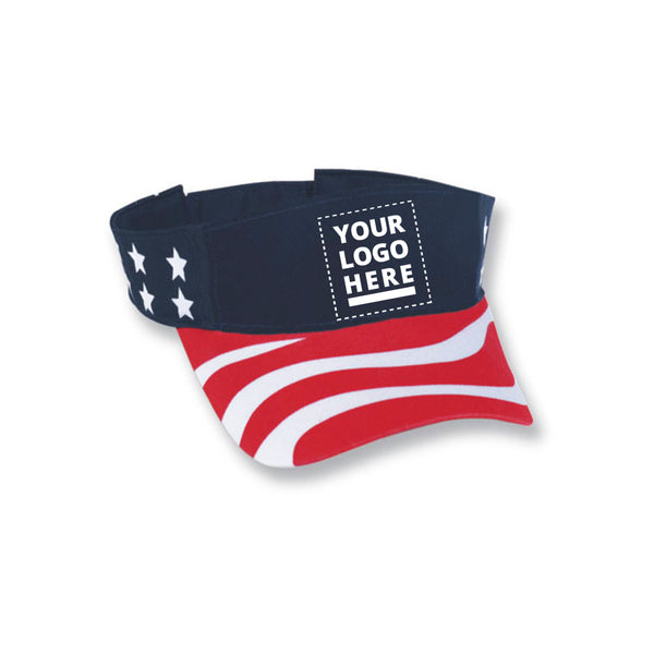 USA Imprinted Visor