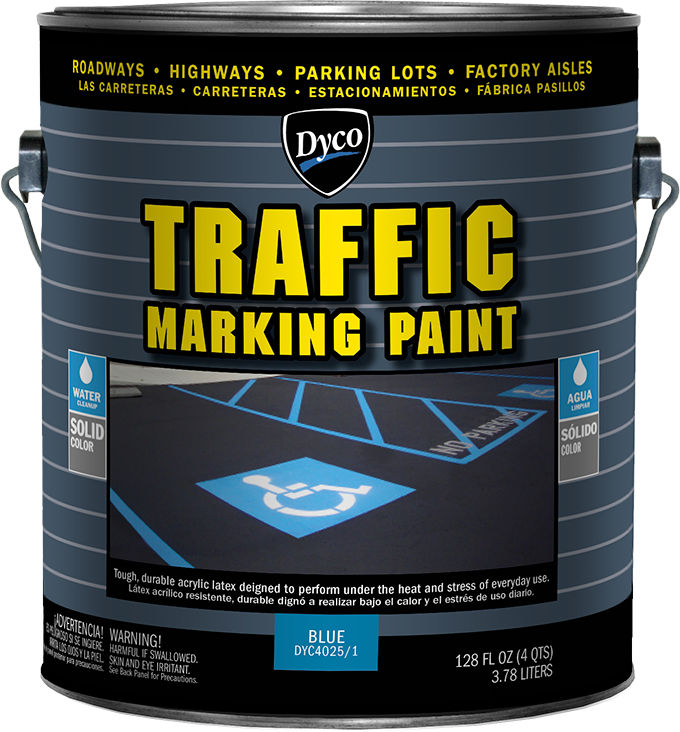 Dyco 174 Traffic Marking Paint Dyco Paints Inc