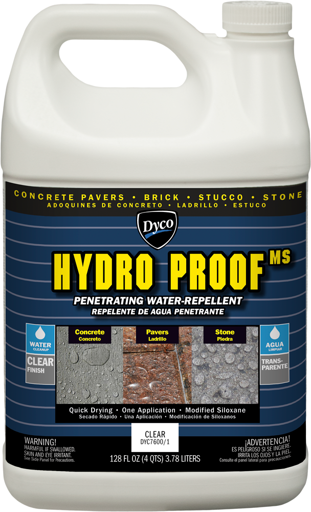 Dyco 174 Hydroproof Ms Penetrating Water Repellent Sealer