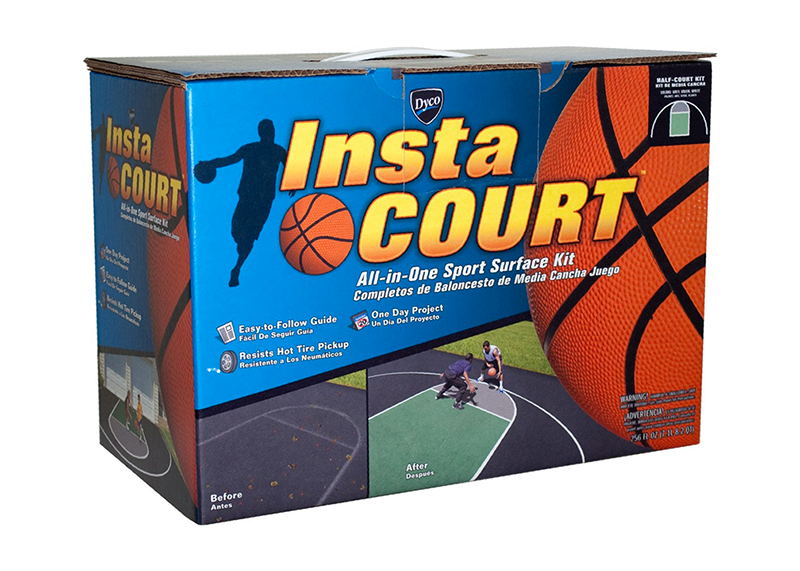 Dyco 174 Instacourt All In One Sport Surface Kit Fsu