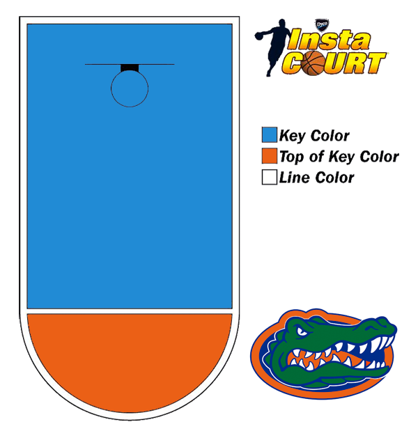 Dyco® InstaCOURT™ | University of Florida