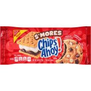 Nabisco S'mores Chips Ahoy! Filled Soft Cookies, 9.6 OZ