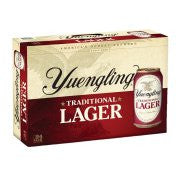 Yuengling Beer Yuengling Lager 24pk 12oz Cans