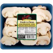 Giorgio Fresh 'n Clean Sliced Mushrooms 8 Oz Tray
