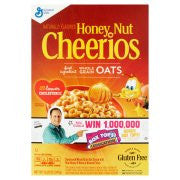 Honey Nut Cheerios™whole grain oats Cereal 19.5 oz. Box