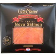 Vita Classic Premium Sliced 2, 4 oz Packs of Smoked Salmon