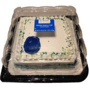 The Bakery White Cake With Buttercreme Icing, 43 oz