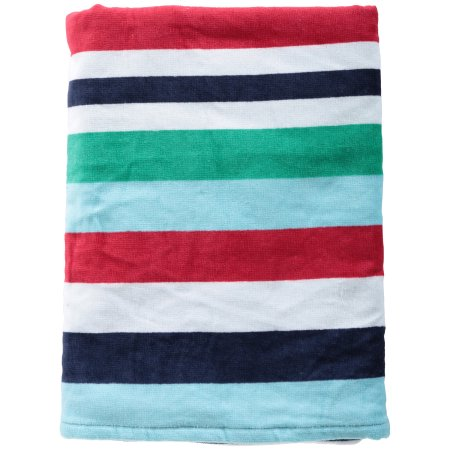 Mainstays™ Preppy Stripes Beach Towel
