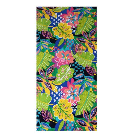 MS 28X60 TROPICAL BEACH TOWEL