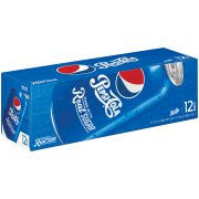 Pepsi Made with Real Sugar Cola 12–12 fl. oz. Cans