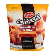 Tyson Any'tizers Boneless Chicken Wyngz Buffalo Style, 25.5 OZ