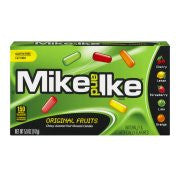 Mike and Ike Chewy Assorted Fruit Flavored Candies Original Fruits, 5.0 OZ