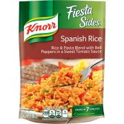 Knorr Fiesta Sides Spanish Rice Rice Side Dish, 5.6 oz