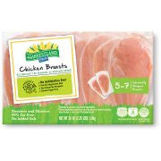 Harvestland Perfect Proportions Boneless Skinless Chicken Breasts, 24 oz