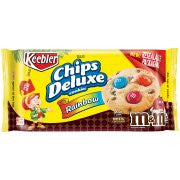 Keebler™ Chips Deluxe® Rainbow Cookies 11.3 oz. Tray