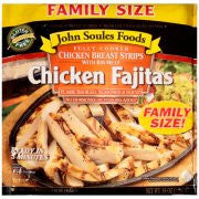 John Soules Foods Flame Broiled, Seasoned & Sliced Chicken Fajitas, 16 oz