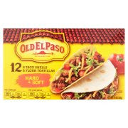 Old El Paso™ Hard & Soft Taco Shells 12 ct Box