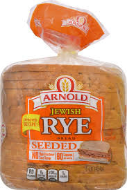 Arnold Jewish Rye Seeded