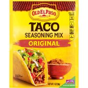 Old El Paso Taco Original Seasoning Mix, 1 oz
