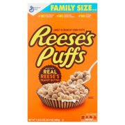 General Mills Reese's Sweet & Crunchy Corn Puffs Family Size, 22.9 oz