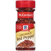 McCormick® Crushed Red Pepper, 2.62 oz. Shaker