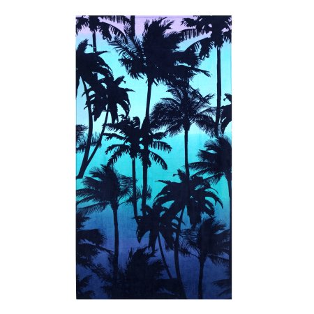 MS 34X64 SUNSET PALM BLUE