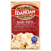 Idahoan® Baby Reds® Brand Mashed Potatoes 4.1 oz. Pouch